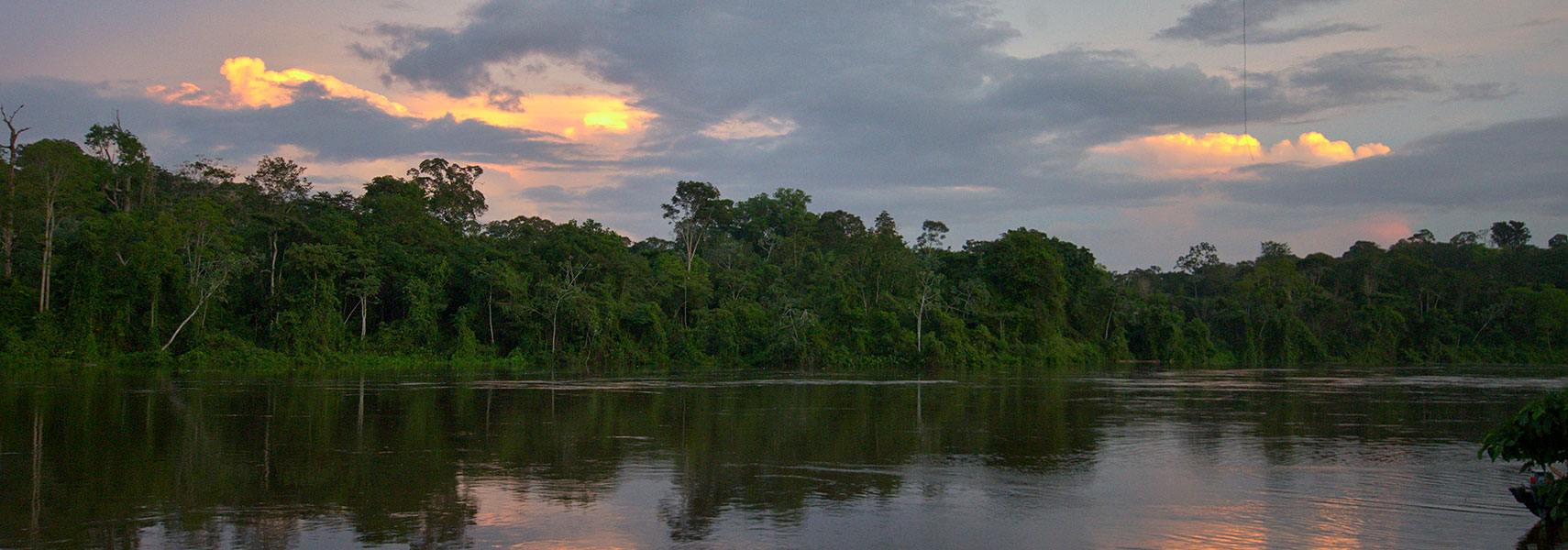Tapanahony River, near Palumeu airport, Sipaliwini District, Suriname