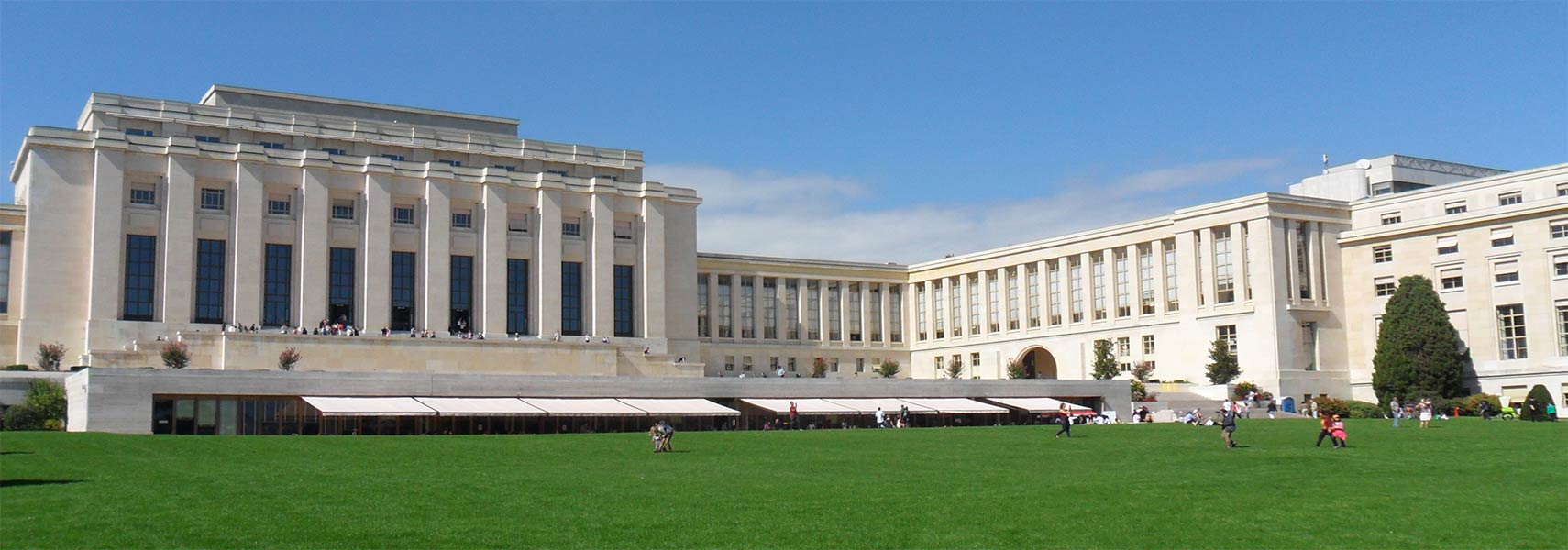 Palace of Nations, the United Nations Office at Geneva
