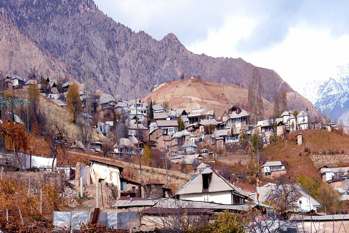 Tajikistan - Country Profile - Nations Online Project