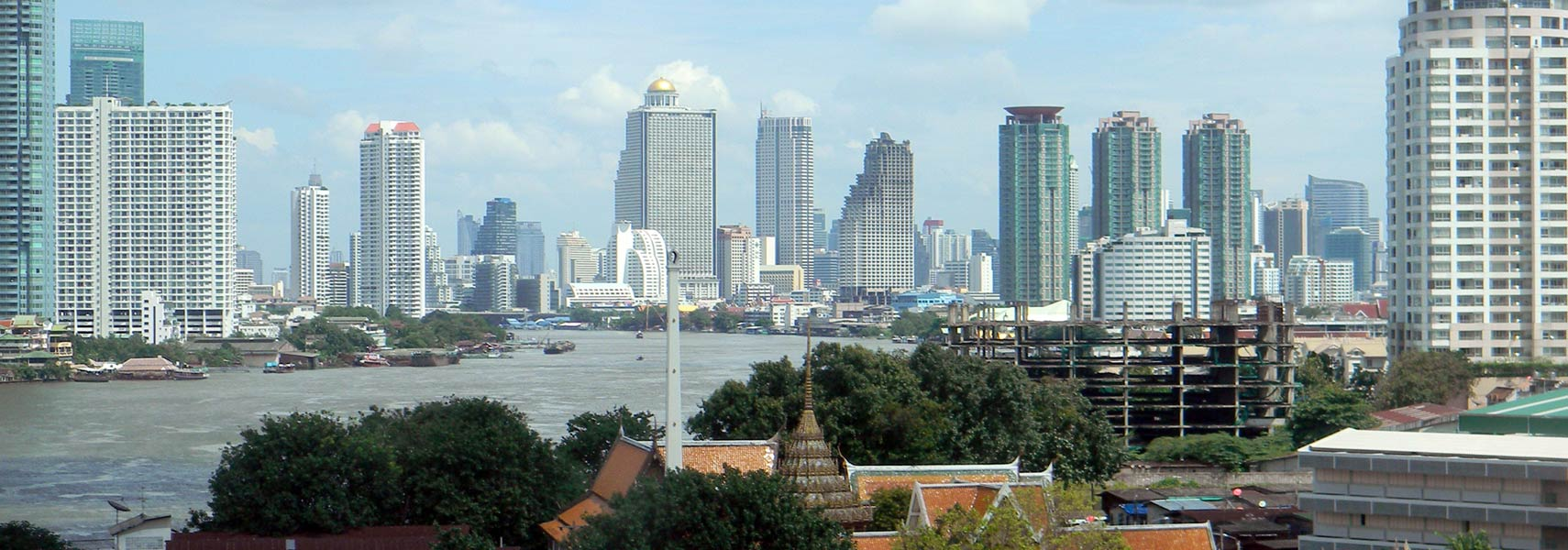Thailand - Siam - Country Profile - Nations Online Project