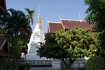 temples in Chiang-Mai