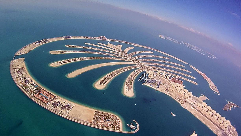 Google Map Of United Arab Emirates Uae Nations Online Project