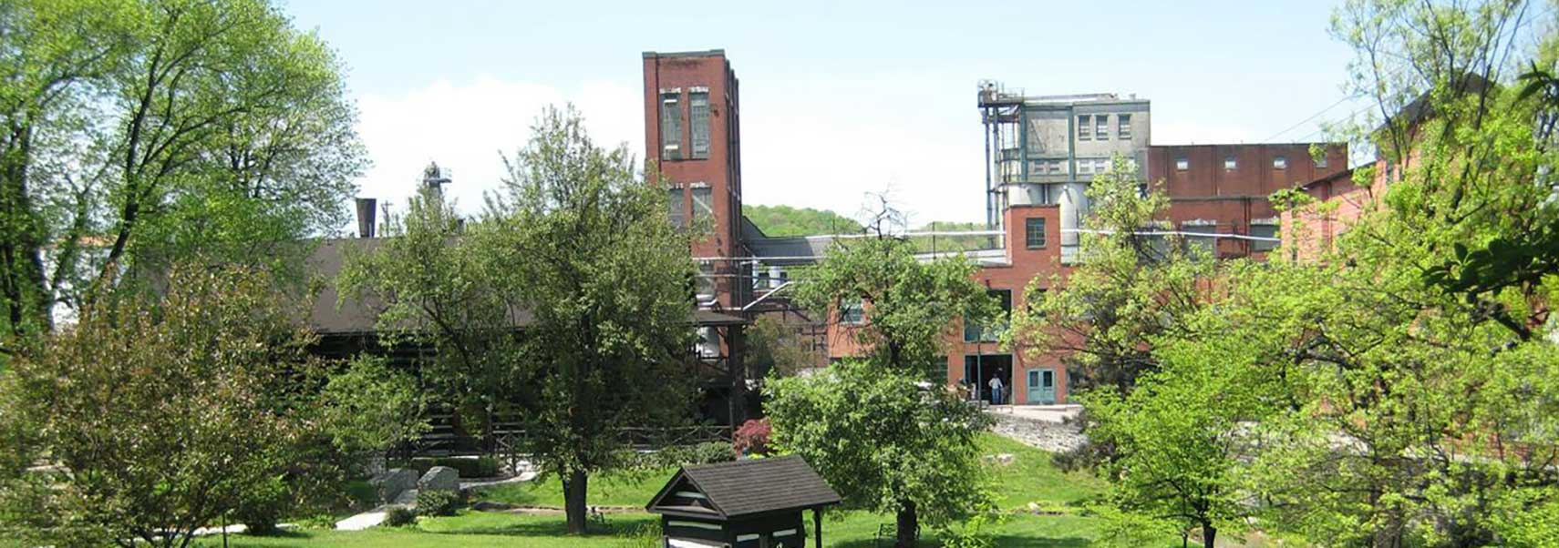 Buffalo Trace Distillery, Frankfort,