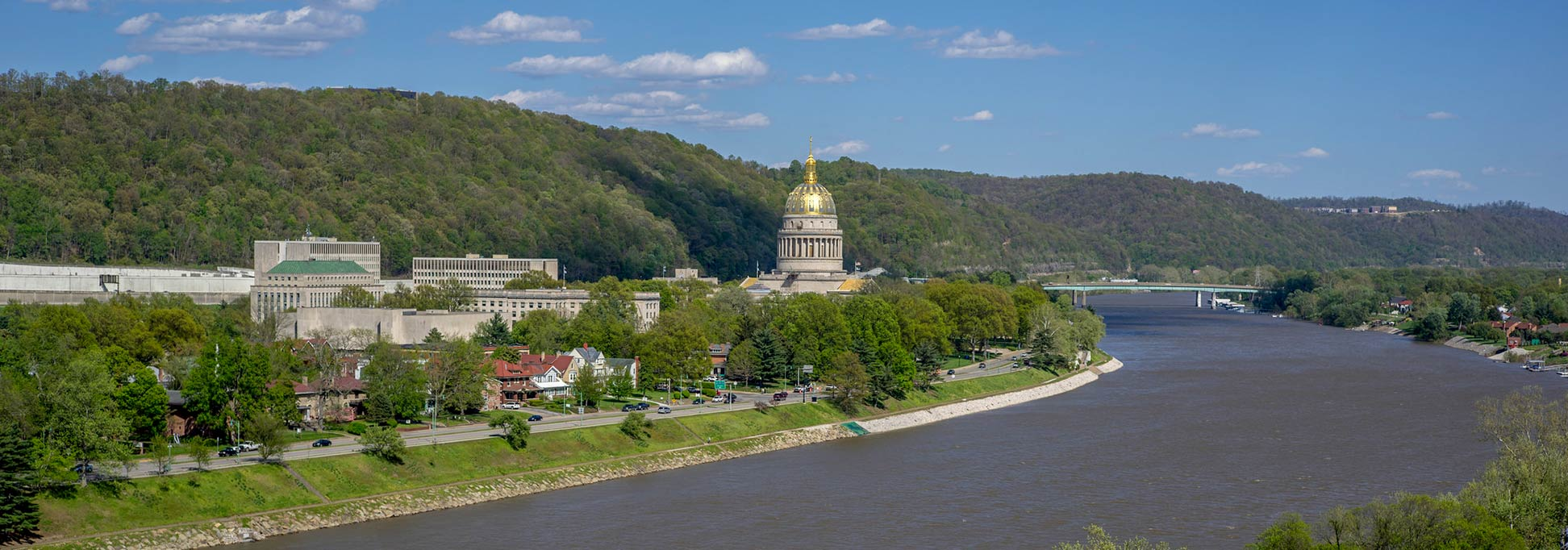 Charleston, the capital of West Virginia, United States ... on wv casinos map, wv college map, virginia state university map, wv airport map, wv parks map,