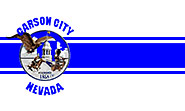 Flag of Carson City, Nevada