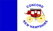 Flag of Concord,NH