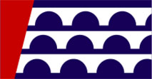 Flag of Des Moines, Iowa