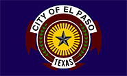 Flag of El Paso, Texas