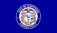 Flag of Hartford, Connecticut