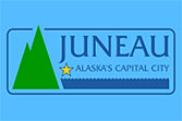 Flag of Juneau, Alaska
