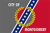 Flag of Montgomery, Alabama