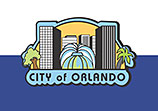 Flag of Orlando Florida