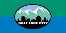 Flag of Salt Lake City