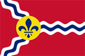 Flag of St. Louis