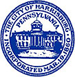 Seal of Harrisburg, Pennsylvania