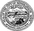 Seal of Minneapolis