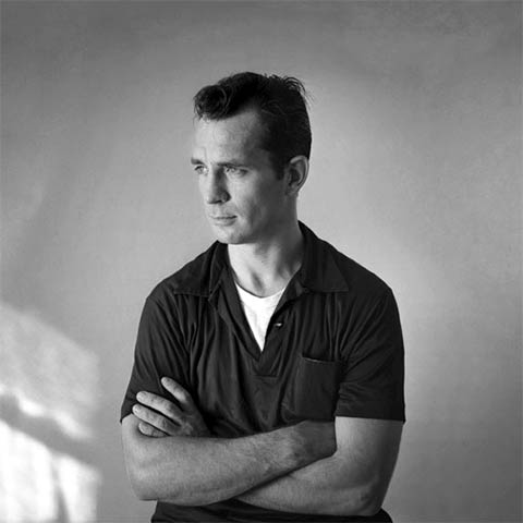 Jack Kerouac, photo by Tom Palumbo