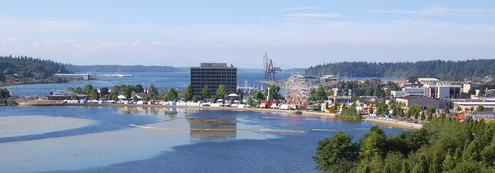 Olympia, capital of Washington State, United States ...