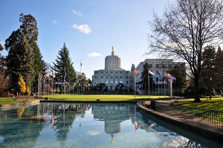 About Salem, Oregon, United States - Nations Online Project