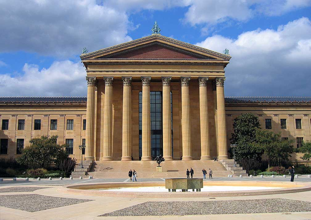 Philadelphia Museum of Art, Philadelphia, Pennsylvania