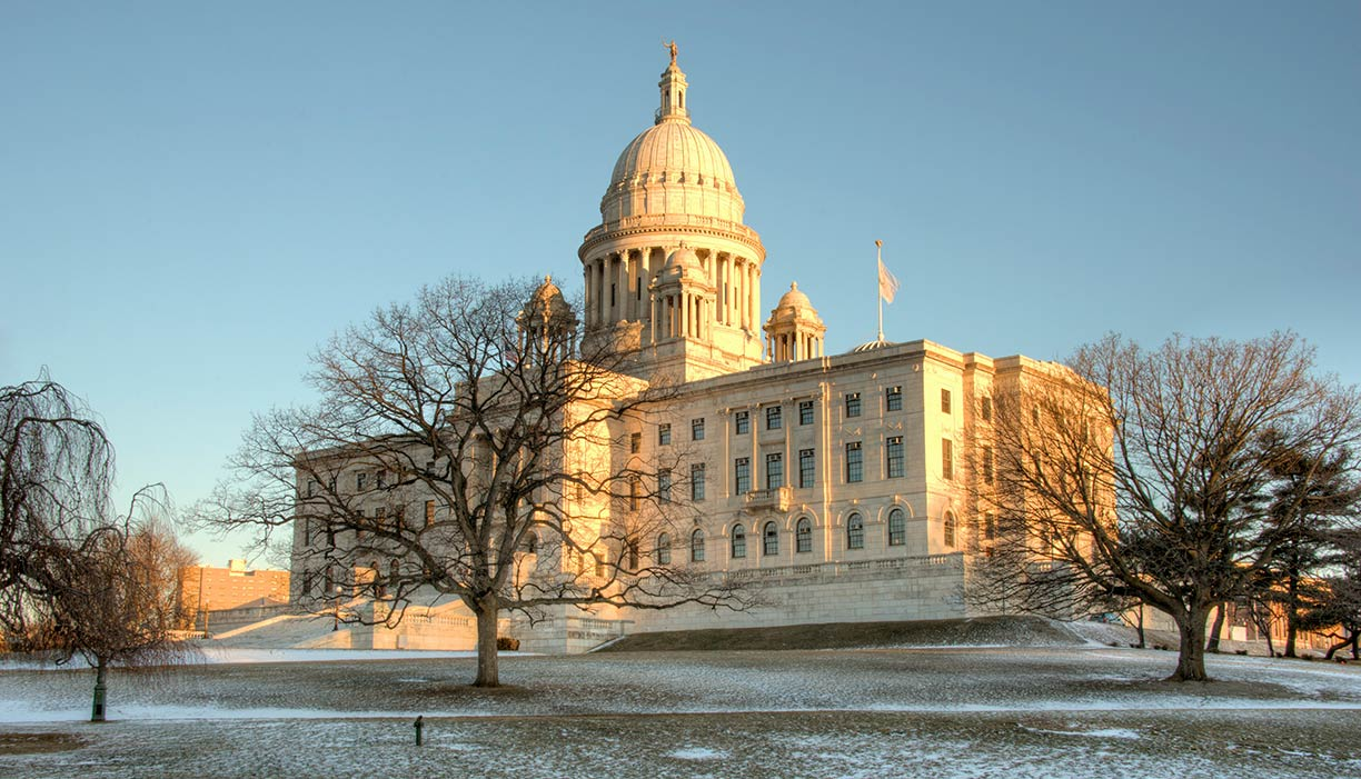 City of Providence, capital of Rhode Island, United States ...
