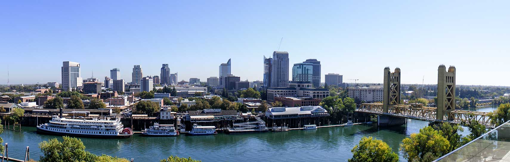 Sacramento  >> Google Map Of Sacramento California Usa Nations Online Project