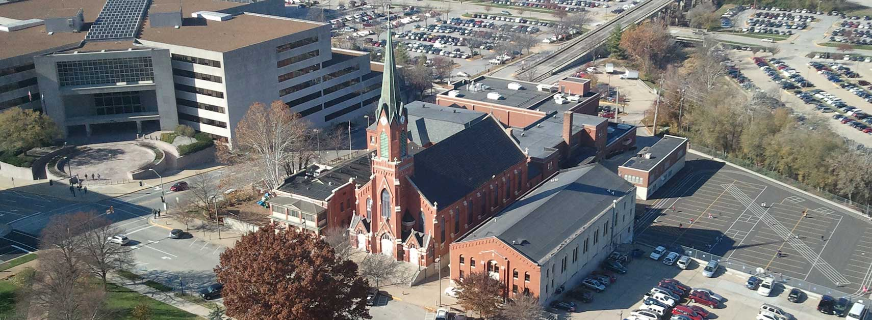 Saint Peter's Church in Jefferson City, Missouri