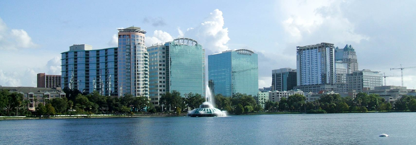 Google Map of Orlando, Florida, USA - Nations Online Project