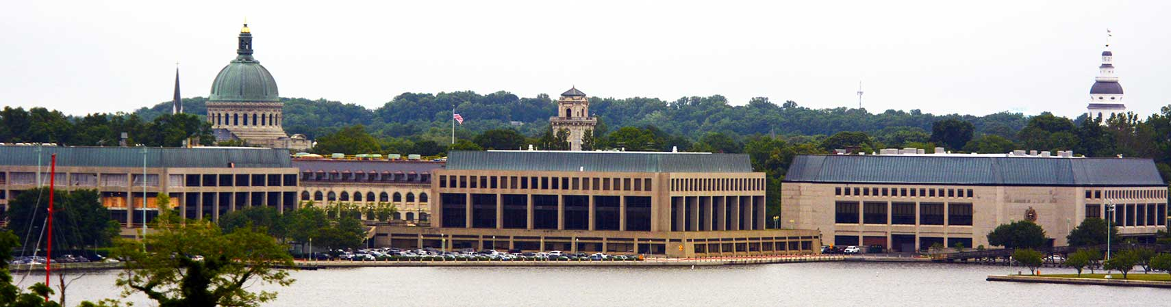 United States Naval Academy in Annapolis, Maryland