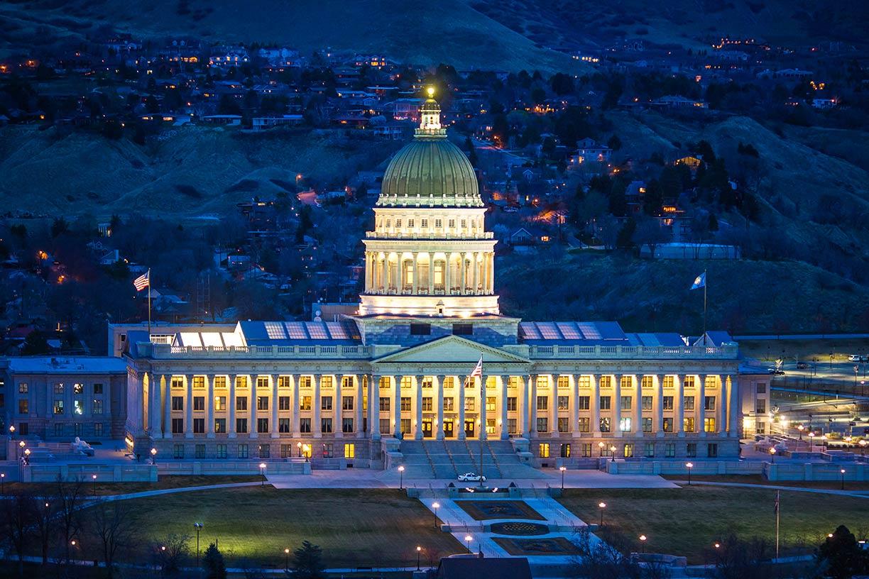 Salt Lake City Utah >> Salt Lake City Capital Of Utah Usa Nations Online Project