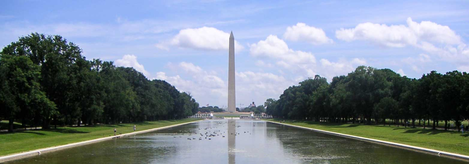 Google Map of Washington D.C., United States - Nations Online Project