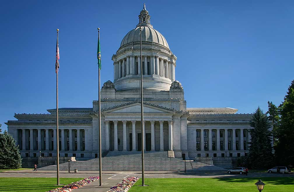 Capitol Building, Olympia, Washington state