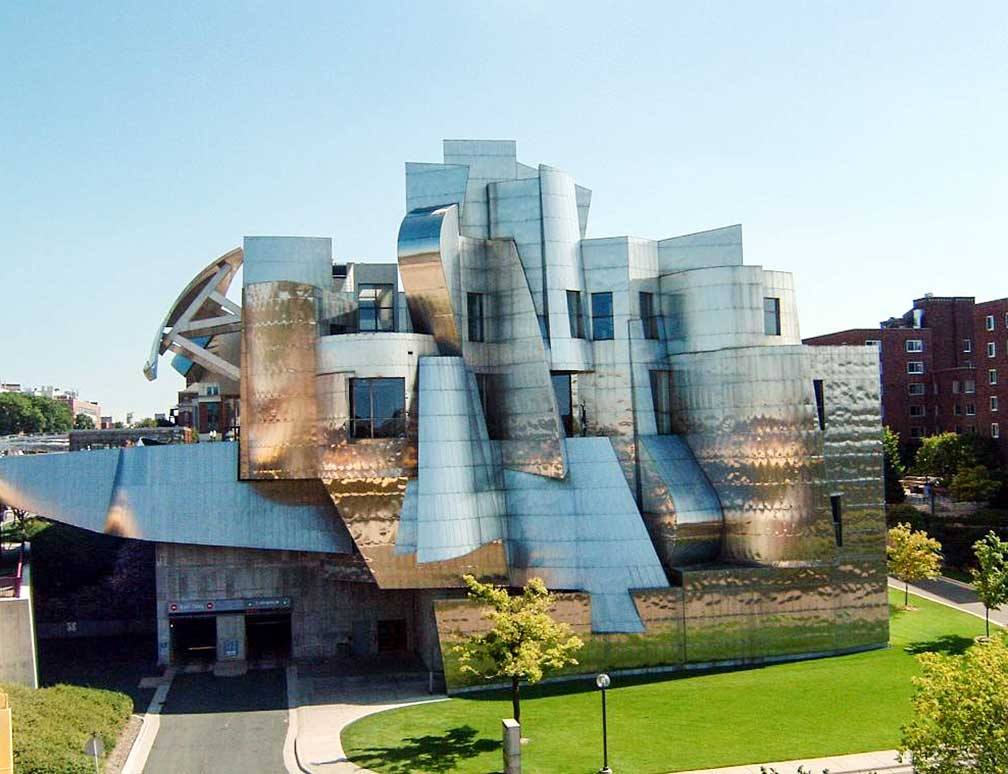 Weisman Art Museum, Minneapolis, Minnesota