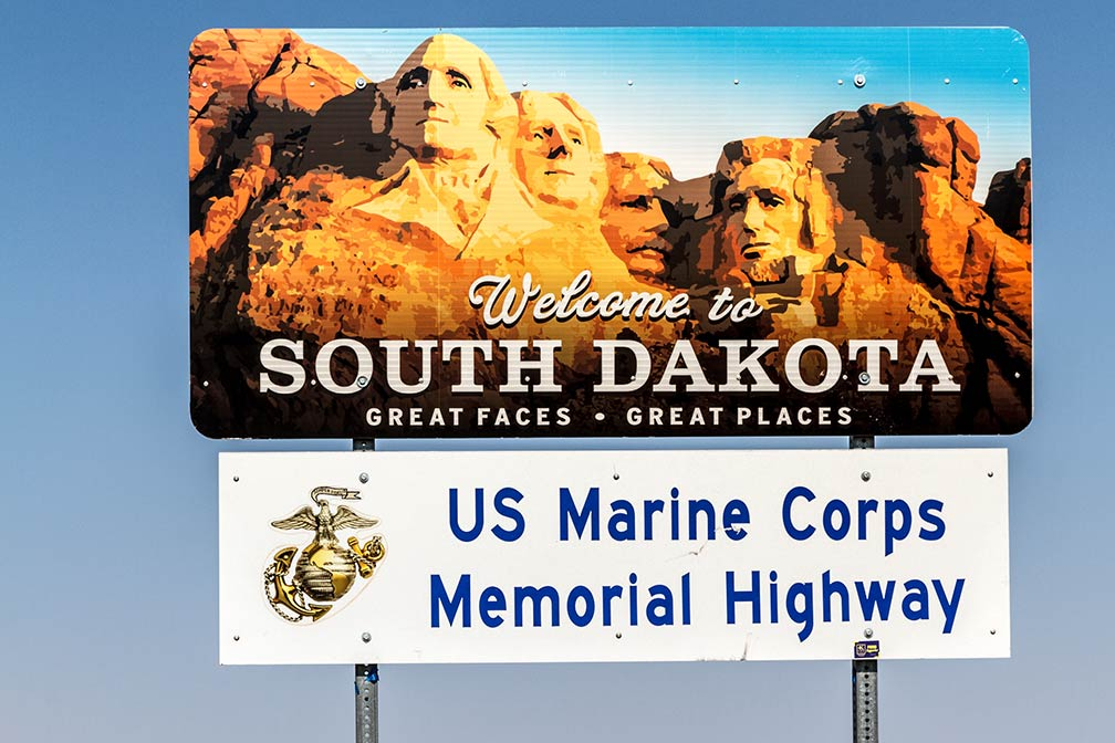 Welcome to South Dakota Sign
