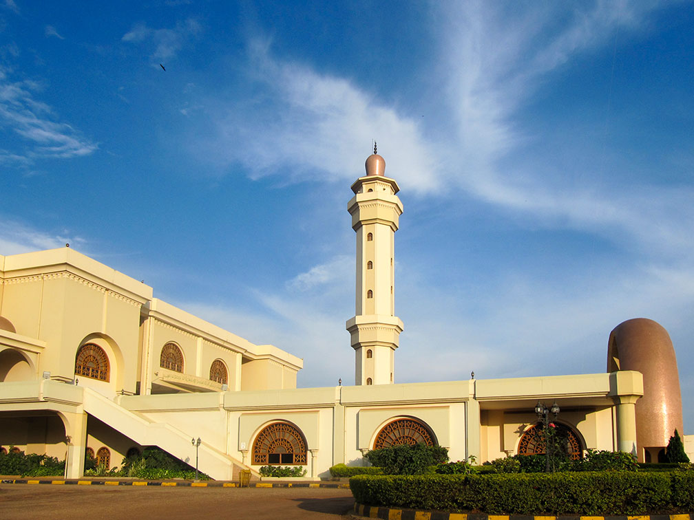 National Mosque in Kampala, Uganda
