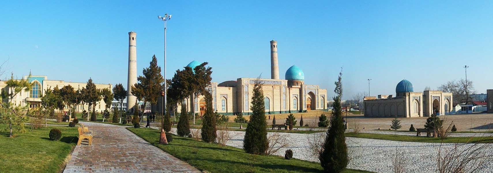 Where is Tashkent