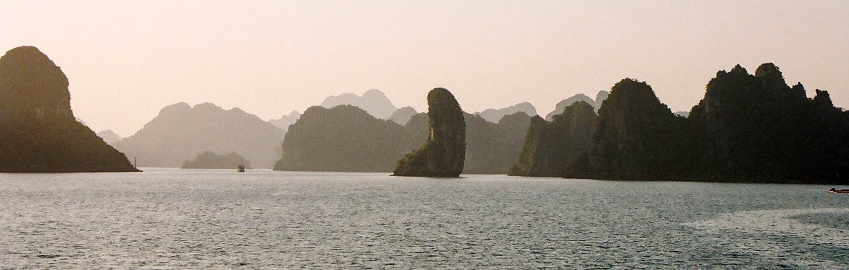 Halong Bay, Gulf of Tonkin, Vietnam