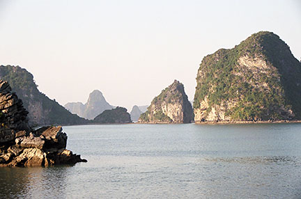 Google Map of Vietnam - Nations Online Project