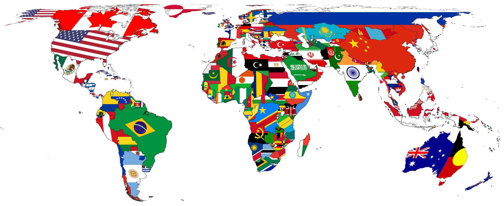 Image of: A Z List Of Countries And Regions In The World Nations Online Project