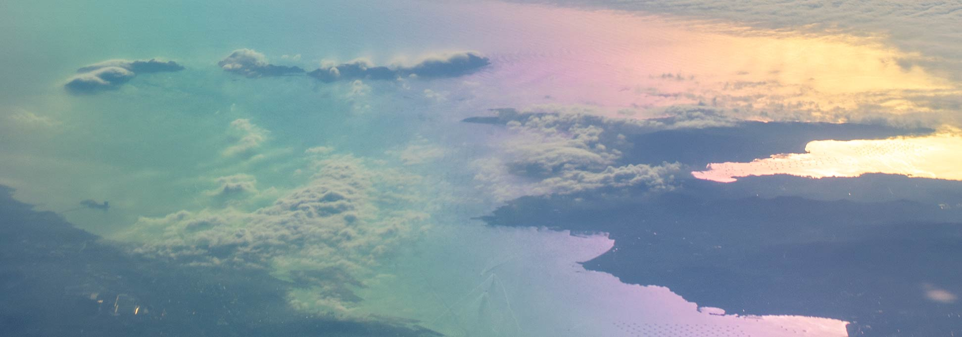 Over the clouds - Islands in the Sky