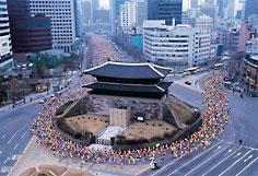 Seou l - DongA Marathon