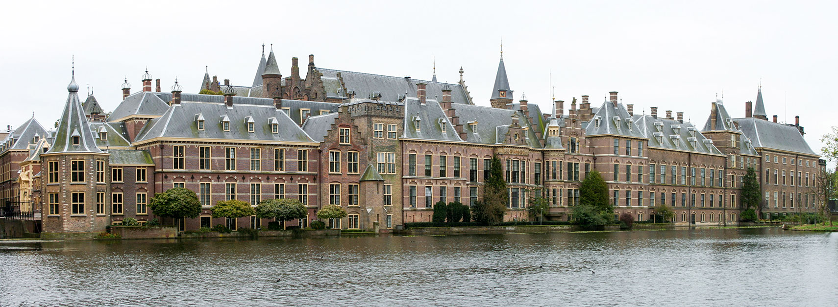 Google Map of the City of Den Haag Netherlands Nations Online Project