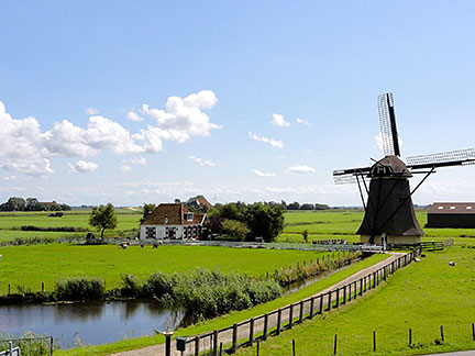 Google Map of Netherlands - Nations Online Project