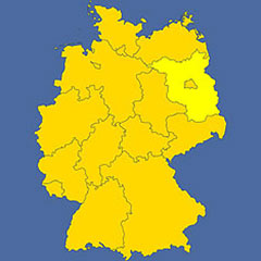 where in Germany is Brandenburg?