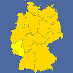 where in Germany is Rhineland-Palatinate