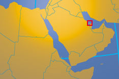 Where in the Middle East is Bahrain?