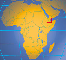 Djibouti On Africa Map.Djibouti Africa Country Profile Nations Online Project