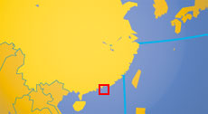Location map of Hong Kong. Where in the world is Hong Kong?