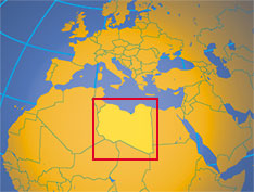 Libya - Country Profile - Nations Online Project