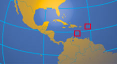where in the world are the Netherlands Antilles